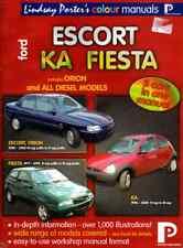 Porter Escort Ka Fiesta Workshop Repair Manual