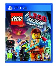 PS4 -- The Lego Movie Videogame -- NUOVO