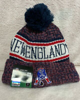 New England Patriots Sport Stocking Knit Hat Winter Beanie Pom Free shipping