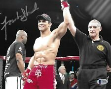 Frank Shamrock Signed 8x10 Photo BAS Beckett COA UFC 1st StrikeForce Event 2006