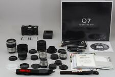 【MINT】PENTAX Q7 Complete Kit From Japan #131