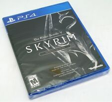 Sealed The Elder Scrolls V Skyrim Special Edition Playstation 4 PS4