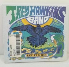 Trey Hawkins Band - Let It Ride CD - 2013 - SEALED NEW