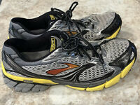 Brooks Ghost 4 Evolution Men's SZ 10.5 Road Running Athletic Shoes Sneakers