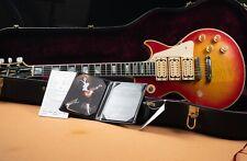 2011 Gibson Aged Ace Frehley Budokan Ltd  Les Paul Custom OHSC Unplayed New *42