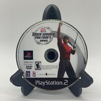 Tiger Woods PGA Tour 2002 PS2 Disc Only Tested Sony PlayStation 2 Ps2 Game Good