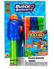 Wasserbomben Wasserballons Water Balloons Blaster Wasser Befüller Pistole Sommer