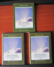Early Christianity Part 1&2 + Guidebook: The Experience of the Divine 2002 -CDs