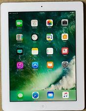 Apple iPad 4th Gen. 16GB, Wi-Fi + Cellular (Unlocked), A1460, 9.7in - White