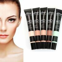 Long Lasting  Face Eye Foundation Concealer Cream Highlight Contour Waterproof