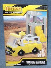 COBI/BEST-LOCK BUILDING SET 2008 CONSTRUCTION BUILDING SET 80 PIECES