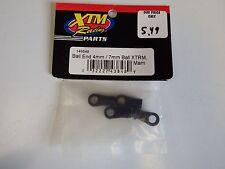 XTM Racing Parts - Ball End 4mm / 7mm Ball XTRM, Mam - Model # 149549