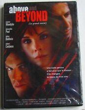 DVD ABOVE AND BEYOND - Costas MANDYLOR / Adam BALDWIN - NEUF