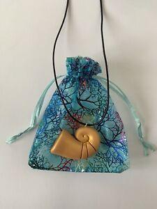 Ladies Sea Siren Mermaid Costume Accessory Ursula Sea Witch necklace