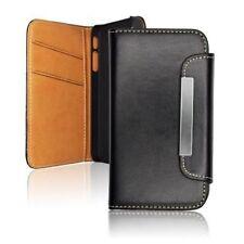 ETUI de protection portefeuille cuir avec rabat IPhone 4/4S Promotion !