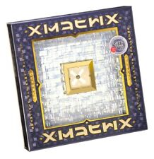 XMATRIX Quadrus ® - Beautiful 3D Labyrinth Maze Puzzle Game Brain Teaser