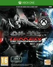 Tekken Tag Tournament 2 Greatest Hits Xbox One & 360 new/sealed