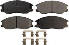 Disc Brake Pad Set-ProSolution Semi-Metallic Brake Pads Front Monroe FX955