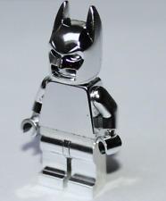 Lego Silver Chrome Batman Minifigure NEW!!!!