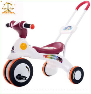 Kids Pram Pedal Tricycle Twister Toy With Music And Flash KTR2009