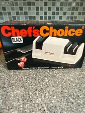 Chefs Choice Diamond Hone Sharpener professional 110 Heavy Duty Model in box Hg1