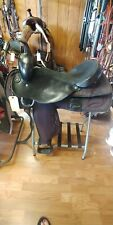 """17"""" Circle Y Lightweight Park And Trail Saddle"""