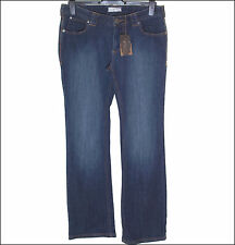 "Bnwt Women's Authentic Oakley Spinster Stretch Denim Jeans W28"" L33"" Size 10 New"