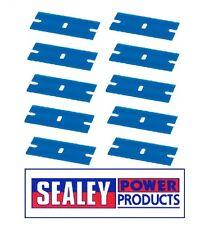 Sealey Composite lame de rasoir lot de 10 AK5228