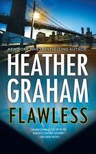 Flawless by Heather Graham read by Saskia Maarleveld Unabridged CD Audio Book