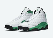 Nike Air Jordan 13 XIII Lucky Green White Black DB6537-113 Size 4-13 ***********
