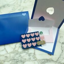 Starbucks 2020 China Happy Valentines Day Full Of Love Pink Heart Card