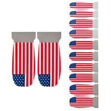 Winstonia Patriotic Nail Wrap Sticker Manicure Decal Strips Polish USA American