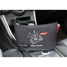 Car USB Baby Wipes Heater Heating Wet Towel Dispenser Warm Wet Tissue Paper Case