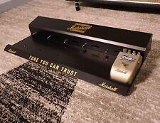 NEU Original Marshall 6er Pedal-Board aus solidem Stahl - Mega-Stabil - Nagelneu