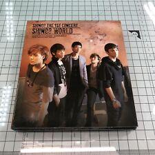 SHINee The 1st Concert SHINee WORLD - 2CD & Photobook