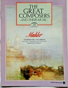The Great Composers And Their Music Magazine V2 Part 20 Gustav Mahler Symphony