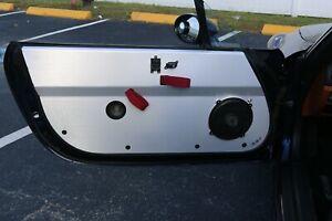LRB Speed Mazda Miata MX5 NC Aluminum Door Panels 06-15 Card Racecar Custom