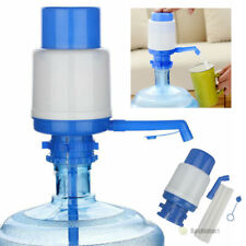 Manual Hand Press 5 Gallon Drinking Water Bottle Bottled Dispenser Pump Home