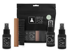 SNEAKER LAB Premium Kit Sneaker Shoe Cleaner Protector Odor And Brush NEW