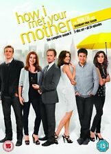 HOW I MET YOUR MOTHER COMPLETE SEASON SERIES 9 DVD R4/Aus Nine 3 discs