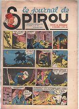 Le journal de SPIROU n°42 du 15 octobre 1942 - Fascicule à l'état neuf !