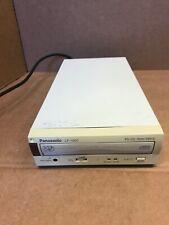 New listing Panasonic Lf-1000A Scsi Cd-Rom external drive