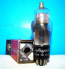 No 6B8 Lafayette NOS vintage amplifier radio vacuum tube valve ST shape 6B8G 6B8