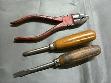 Pliers screwdriver Piaggio Vespa VNB1 VNB2 GS 125 150 tool Moto Guzzi Lambretta