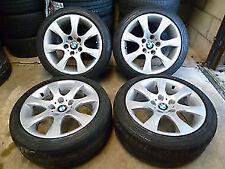 1x 17INCH BMW E92 E90 ALLOY WHEEL 5X120 PCD 225/45/17 TYRE GENUINE BMW WHEEL