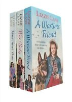 Lizzie Lane 3 Books Romance Family Saga Home Sweet Home War Baby Friend New