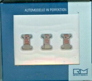 Rietze 16404 Distributeur Automatique de Titres Transport Deutsche Reichsbahn, 3