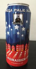 Somerville Brewing Company, Flagraiser IPA, Craft Beer Can (Somerville, MA)