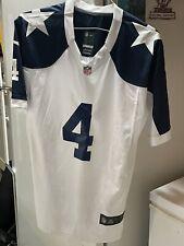 Nike Dallas Cowboys DAK Prescott Dri Fit Jersey Color Rush Men's Size 2xl