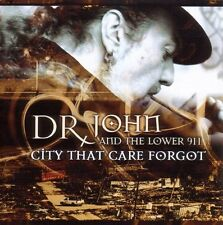 Dr John and the Lower 911 - City That Care Forgot [CD]